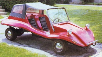 1970 King Midget Commuter