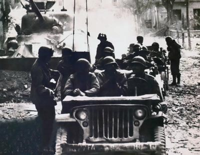 jeep in world war ii