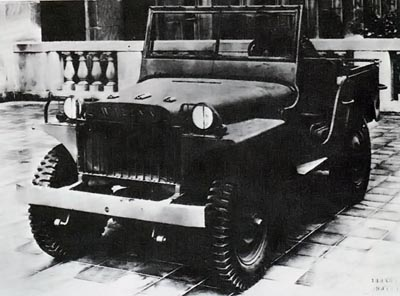 1941 willys jeep ma