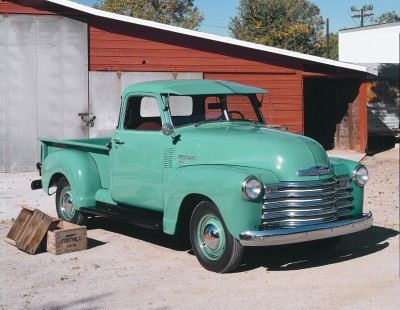 1955 Chevy Truck >> 1947 Chevrolet Truck Howstuffworks