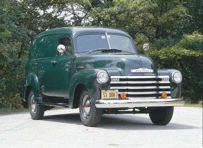 1953 Chevrolet Truck Howstuffworks