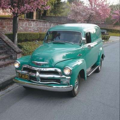 1955 Chevy Truck >> 1955 Chevrolet Truck Howstuffworks