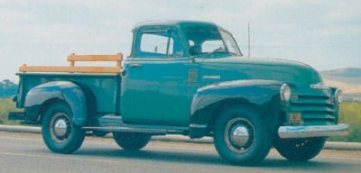 1948 1953 Chevrolet Series 3100 Half Ton Pickups Howstuffworks