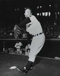 Bob Lemon signed with the Cleveland Indians in 1938 as an amateur free agent.
