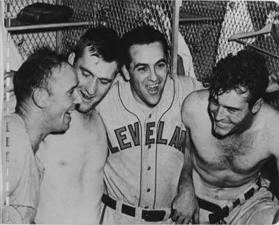 Lou Boudreau was inducted into the Hall of Fame in 1970.