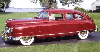 1949-1951 Nash Airflyte full view