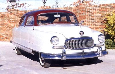 1951 Nash Statesman full view