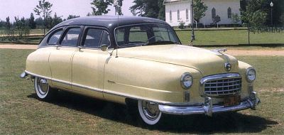 1949 Nash Ambassador Super full view