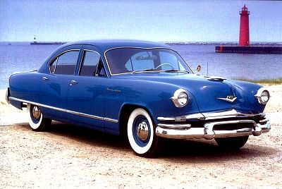 1953 Kaiser Traveler full view