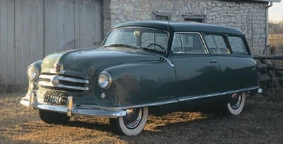 Limited availability of the 1952 Rambler only increased its appeal.
