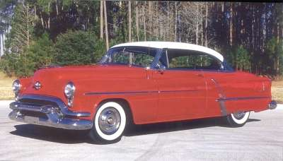 1953 Oldsmobile Super 88 Holiday
