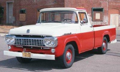 50s Ford Truck >> 1958 Ford Trucks Howstuffworks