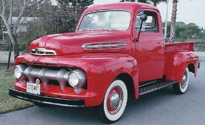 1951 Ford Trucks   HowStuffWorks