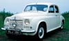 1950 Rolls-Royce P4 Series sedan, part of the 1950-1964 Rover P4 Series