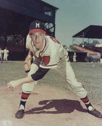 Warren Spahn collected 363 Major League victories during his career.