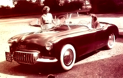 a Nash-Healey prototype