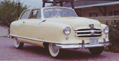 1951 rambler custom landau