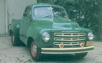 1951 Studebaker 2R5 Pickup | HowStuffWorks