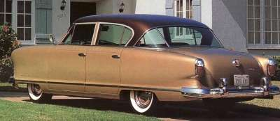 1952 Nash Statesman Custom