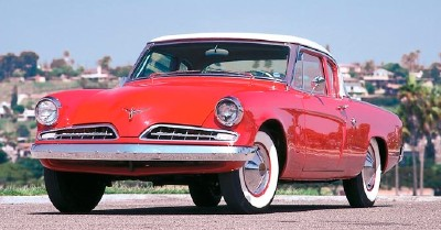 exquisite style meet separation shoes 1953-1954 Studebaker Commander Regal Starlight/Starliner ...
