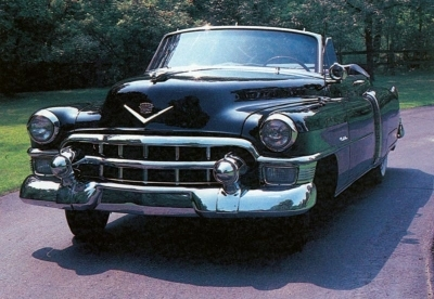 only 8,367 1953 series 62 convertibles were built  see more classic car  pictures
