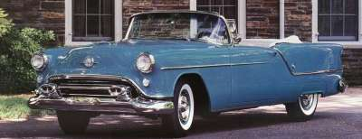Image result for image of 1954 olds 88