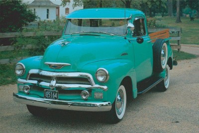 1954 Chevrolet Series 3100 Half Ton Pickups Howstuffworks
