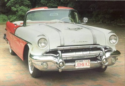 Prices for the 1956 Pontiac were increased by about six percent.
