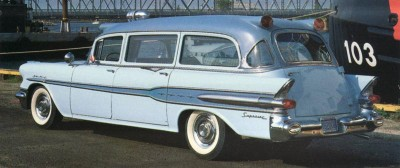 By 1957, Pontiac sales and production numbers were falling.