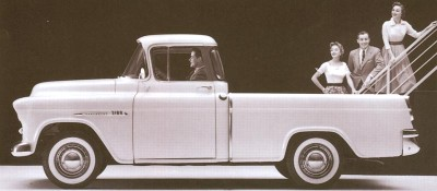 1955 Chevrolet Cameo Carrier | HowStuffWorks