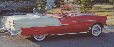1955 chevolet bel air