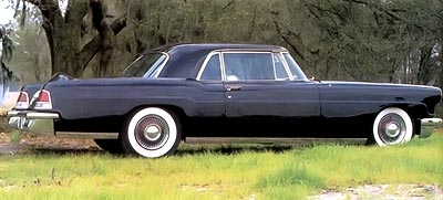 1957 lincoln continental mark ii
