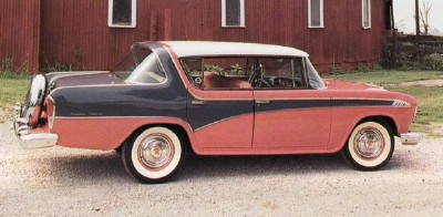 The 1956 Rambler had what AMC called the