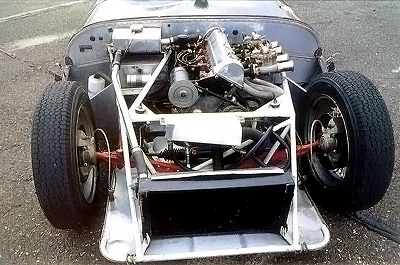 lotus eleven engine