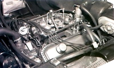 1958 plymouth fury engine