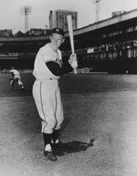 Red Schoendienst was selected to ten All-Star teams.