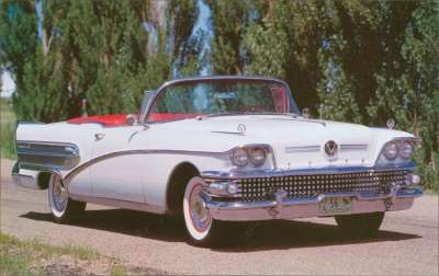 Traditional series names that dated back to the 1930s, like the Roadmaster, were dropped after 1958.