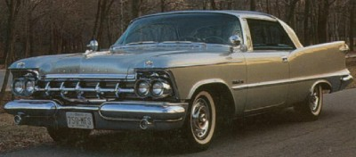 1959 Imperial Crown coupe
