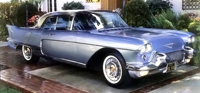 1957 Cadillac Eldorado Brougham and Other High-End GM Cars