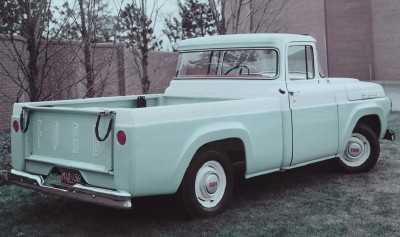 1957 Ford F-Series Styleside pickup truck