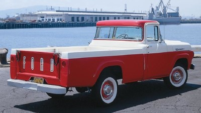 1960 Ford F-Series pickup truck