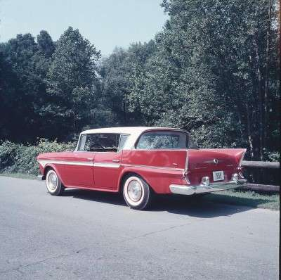 1958 Rambler Rebel