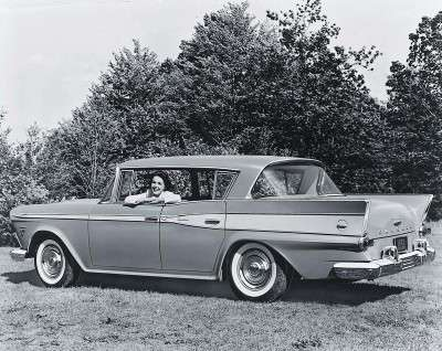 1959 Rambler Rebel