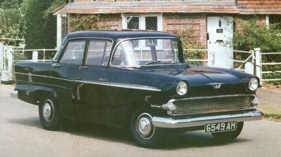 1959 Vauxhall Victor full view
