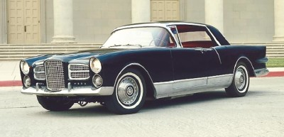 1959 Facel Vega Excellence, part of the 1957-1964 Facel FV Series of collectible cars.