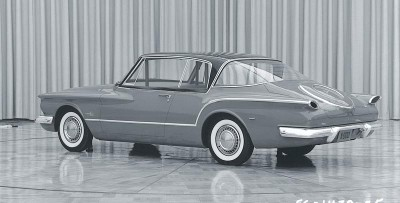 The 1961 Valiant was part of a change for Chrysler toward smaller family cars.