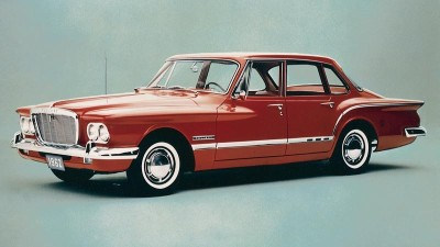 The 1962 Plymouth Valiant set a styling ­standard for the small-car market.
