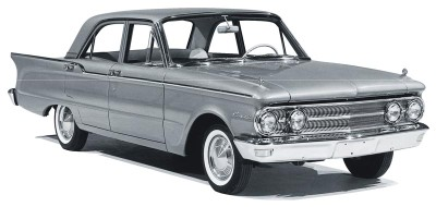 The 1960 Comet was popular from its introduction.