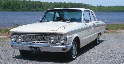 The 1962 Mercury Comet was a best-seller in the Mercury lineup.