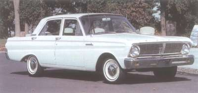 1965 Ford Falcon four-door sedan